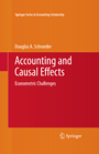 Accounting and Causal Effects - Econometric Challenges
