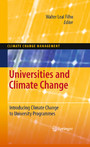 Universities and Climate Change - Introducing Climate Change to University Programmes